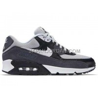 Nike Air Max 90 Mens Dark Grey White 本物の