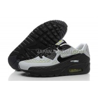 オンライン Nike Air Max 90 Mens Grey Black