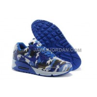 Nike Air Max 90 Mens HYP KPU TPU Sky Blue 本物の