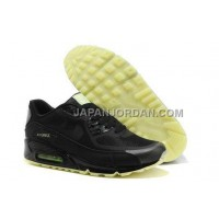 Nike Air Max 90 Prem Tape Mens Glow In The Dark Limited Black 本物の