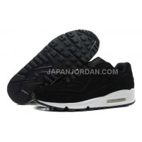 オンライン Nike Air Max 90 VT Mens Fur Black
