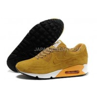 オンライン Nike Air Max 90 VT Mens Fur Yellow