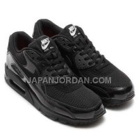 送料無料 Nike Air Max 90 Womens Black Mirror