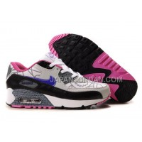 Nike Air Max 90 Womens Black White Grey Blue 送料無料