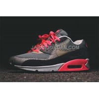 送料無料 Nike Air Max 90 Womens Grey Pink
