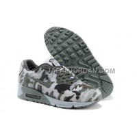 格安特別 Nike Air Max 90 Womens HYP KPU TPU Camo Grey