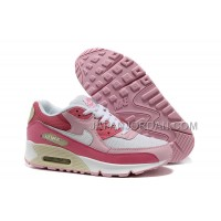 Nike Air Max 90 Womens Pink Rose White 送料無料