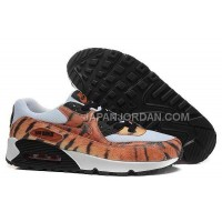 送料無料 Nike Air Max 90 Womens Tiger Stripes