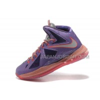 Nike Air Max Lebron X All Star Lb10 Mens Purple 送料無料