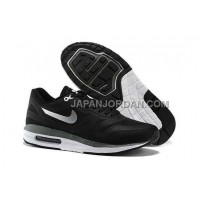 Nike Air Max Lunar 1 Mens Black White Grey オンライン