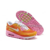 Nike Air Max Lunar 90 Womens Orange 送料無料