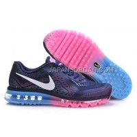 Nike Air Max Released 2014 Mens Blue Pink 送料無料
