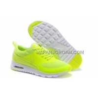 Nike Air Max Thea Mens Green White 送料無料