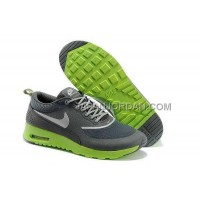 Nike Air Max Thea Mens Grey Green 送料無料