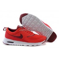 Nike Air Max Thea Mens Red White 送料無料