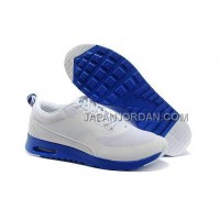 Nike Air Max Thea Mens? White Blue 送料無料