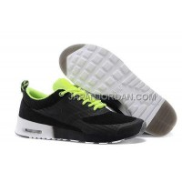 Nike Air Max Thea Womens Black Green? 送料無料