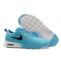 Nike Air Max Thea Womens Blue Black White 送料無料