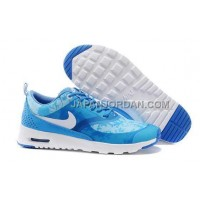 Nike Air Max Thea Womens Light Blue White 送料無料