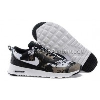 Nike Air Max Thea Womens?Blcak White 送料無料