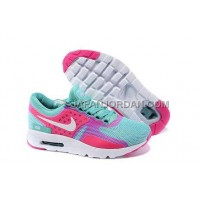Nike Air Max Zero Womens Blue Pink Purple 新着