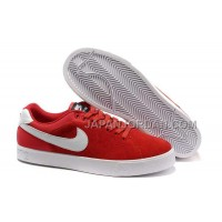 Nike Blazer Low 1972 Leather Mens Red White Shoes 格安特別
