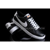 ホット販売 Nike Blazer Low VNTG NRG Womens In Black Shoes