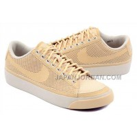 ホット販売 Nike Blazer Low Womens Goldenrod Shoes