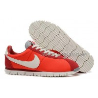 Nike Classic Cortez NM QS Mens Red White 割引販売