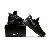 NIke Durant 9 Woven New Color Green All Black