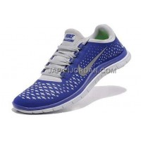 Nike Free 3.0 V4 Mens Pure Platinum Reflective Silver Shoes 本物の