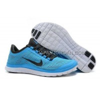 Nike Free 3.0 V5 Mens RoyalBlue Black Shoes 本物の