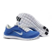 Nike Free 3.0 V5 Mens RoyalBlue Shoes 本物の