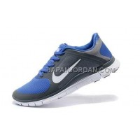 ホット販売 Nike Free 4.0 V3 Mens Cool Grey White Violet Shoes