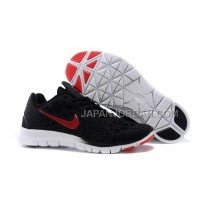 新着 Nike Free 5.0 Womens Black White Universe Red Shoes