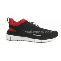 ホット販売 Nike Free OG 2014 ID Mens Black Red Shoes