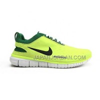 ホット販売 Nike Free OG 2014 ID Mens Fluorescence Green Shoes