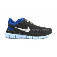新着 Nike Free OG 2014 ID Womens Running Carbon Gray Royalblue Shoes