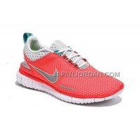 新着 Nike Free OG Breathe ID Womens Pink White Shoes