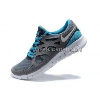 Nike Free Run 2 Mens Cool Grey White Anthracite Shoes 本物の