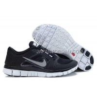 新着 Nike Free Run 3 Mens Black Shoes