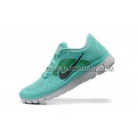 ホット販売 Nike Free Run 3 Womens Tropical Twist Reflective Silver Shoes