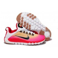 新着 Nike Free Trainer 5.0 NRG Mens White Red Peachblow Shoes