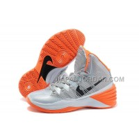 Nike Hyperdunk 2013 Xdr Mens Silver Orange オンライン
