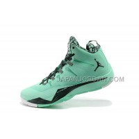 格安特別 Nike Jordan Super Fly 2 Mens Mint Green