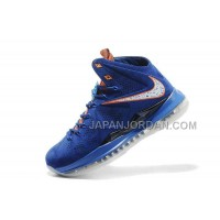 Nike Lebron X Ext Suede Mens Blue 送料無料