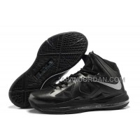 Nike Lebron X Mens Black Gray 送料無料