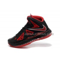 Nike Lebron X Mens Black Red 送料無料