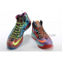 Nike Lebron X Mvp Mens Colorful オンライン