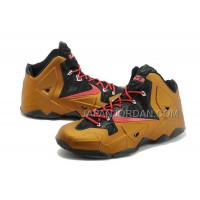 Nike Lebron Xi Mens Black Brown オンライン